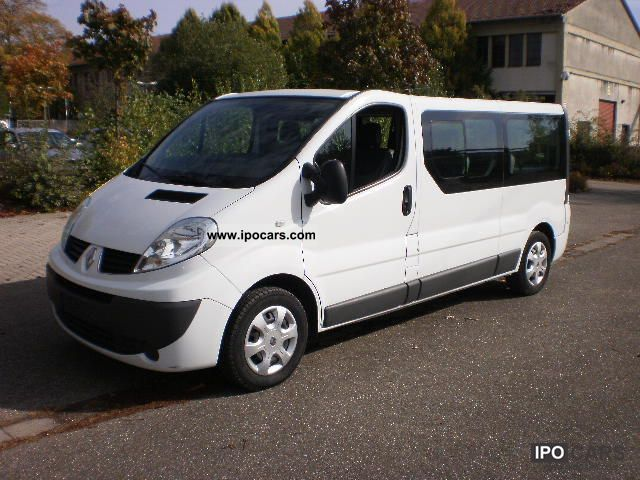 2008 renault trafic 2 0 dci 90 l2h1 car photo and specs. Black Bedroom Furniture Sets. Home Design Ideas