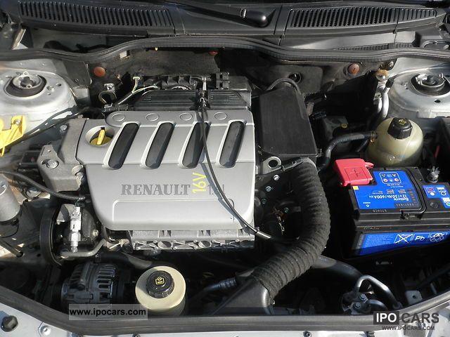 Renault Megane Cabriolet Expression Lgw
