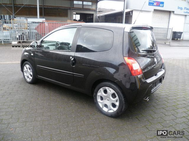 2007 renault twingo 1 2 16v tce gt car photo and specs. Black Bedroom Furniture Sets. Home Design Ideas