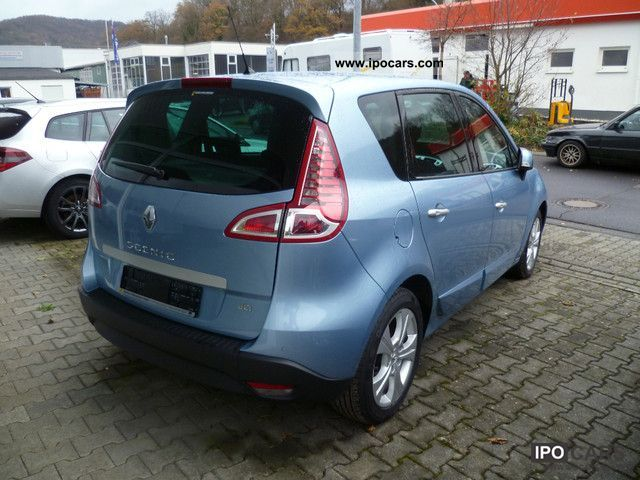 2010 renault scenic dynamique dci 130 fap car photo and specs. Black Bedroom Furniture Sets. Home Design Ideas