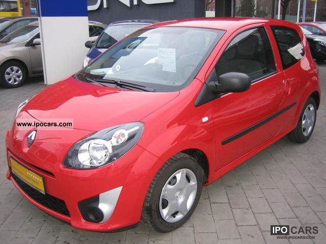 2011 Renault  Twingo 1.2 16V Power Steering, Central Locking, ABS, Navi Limousine Used vehicle photo