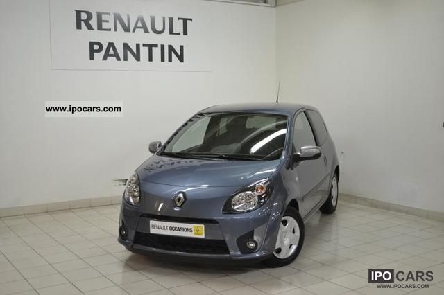 2011 renault twingo ii 1 5 dci 75 expression eco2 eur car photo and specs. Black Bedroom Furniture Sets. Home Design Ideas
