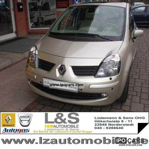 2007 Renault  Mode ESP 1.6 16V Aut. Initial full equipment Small Car Used vehicle photo