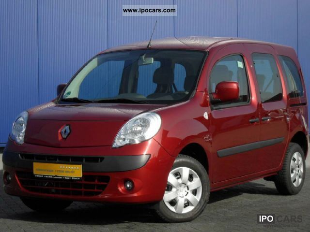 2011 renault kangoo dci 90 fap happy family no car car photo and specs. Black Bedroom Furniture Sets. Home Design Ideas