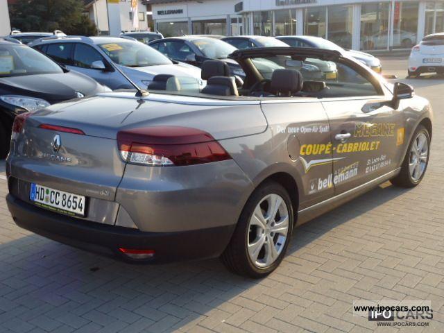 2011 renault megane dci 130 fap coupe cabriolet dynamique - Essai megane coupe dci 130 ...