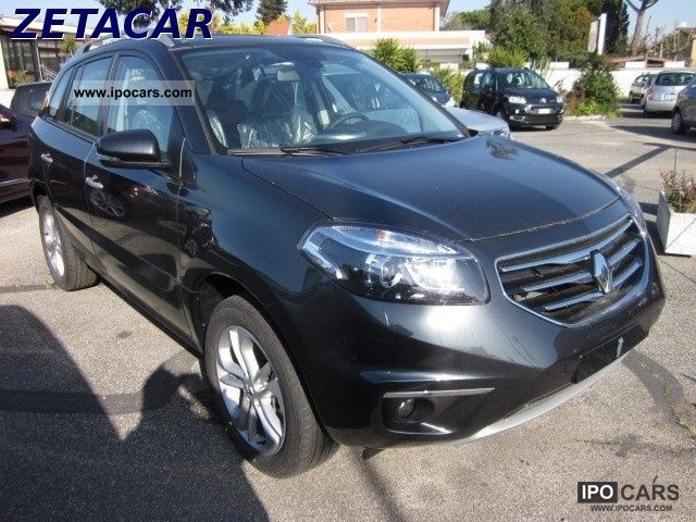 2011 renault koleos 4x4 2 0 dci 150 cv dynamique nuove car photo and specs. Black Bedroom Furniture Sets. Home Design Ideas