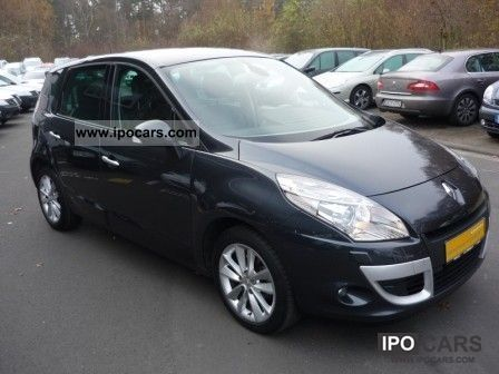 2009 renault scenic iii luxe 4 1 dci 130 car photo and specs. Black Bedroom Furniture Sets. Home Design Ideas
