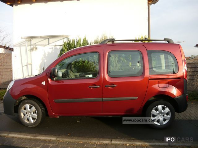 2008 renault kangoo 1 5 dci expression car photo and specs. Black Bedroom Furniture Sets. Home Design Ideas