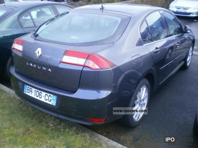 2011 renault fap laguna 1 5 dci110 bose edition eco car photo and specs. Black Bedroom Furniture Sets. Home Design Ideas