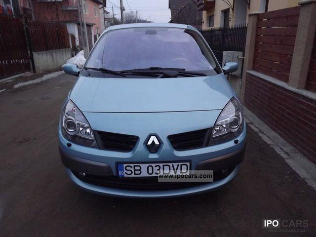 2007 Renault  1.9 dCi, 131 CP, 7 locuri, dotari de varf Van / Minibus Used vehicle photo