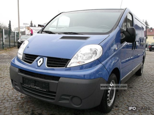 Renault  Trafic L2H1 2.0 16V LPG gas system - truck! 2010 Liquefied Petroleum Gas Cars (LPG, GPL, propane) photo