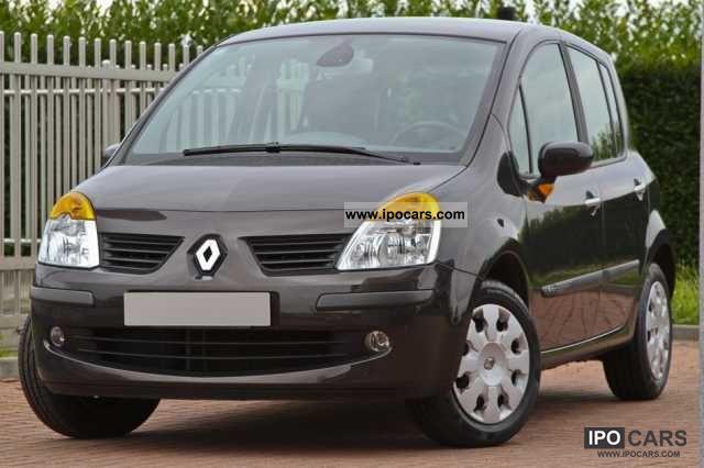 2006 Renault  Mode 1 ª standard 1.4 16V Dynamique Luxe Van / Minibus Used vehicle photo