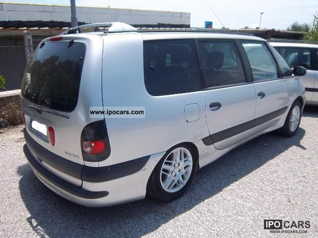 Renault™ Espace IV 2.2 dCI (2002) - Pictures