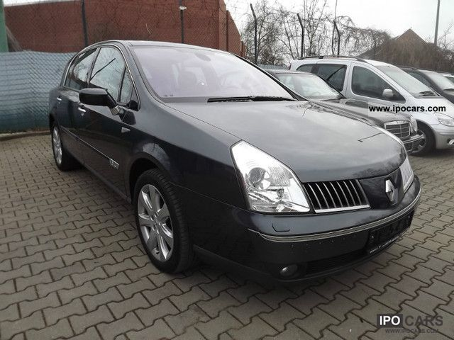 2005 Renault  3.0 dCi Auto / Leather / Navi / Xenon / GSD Limousine Used vehicle photo