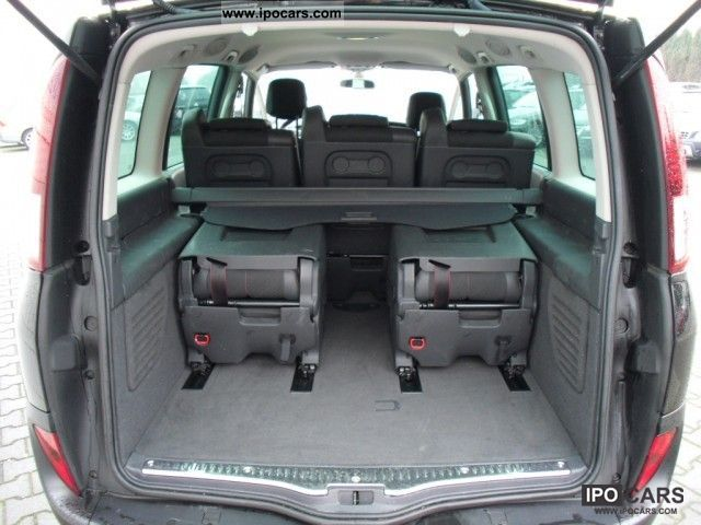 2008 renault grand espace 2 0 turbo dynamique leather. Black Bedroom Furniture Sets. Home Design Ideas