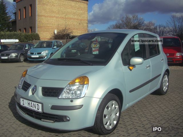 2006 Renault  1.6 16V Dynamique 34000KM Mode * 1 * XENON HAND ** Van / Minibus Used vehicle photo
