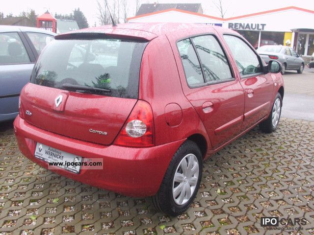 2010 renault clio dynamique 1 2 16v campus car photo and specs. Black Bedroom Furniture Sets. Home Design Ideas