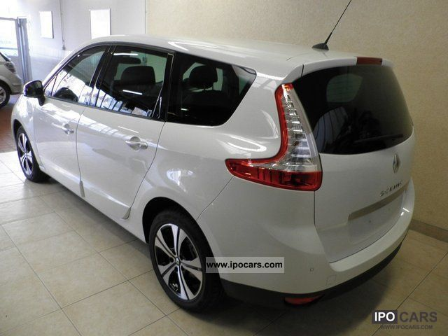 2012 renault grand scenic dci 110 bose edition automatic 5 si car photo and specs. Black Bedroom Furniture Sets. Home Design Ideas