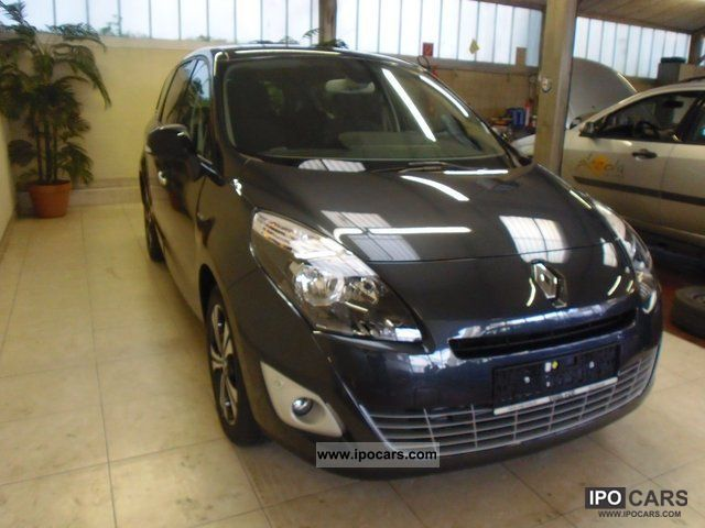 2012 renault grand scenic dci 110 bose edition 7 seater. Black Bedroom Furniture Sets. Home Design Ideas