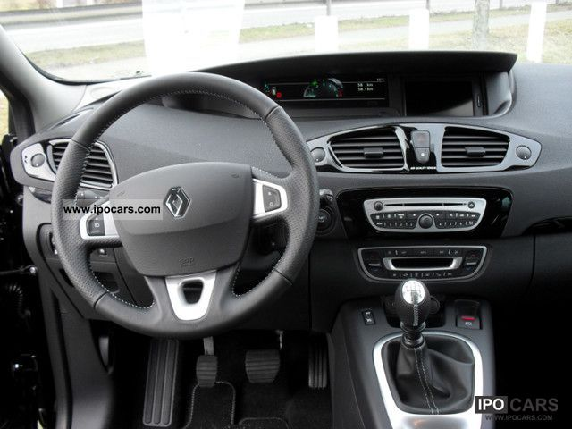 new car info renault grand scenic 16 dci 130 bose edition. Black Bedroom Furniture Sets. Home Design Ideas