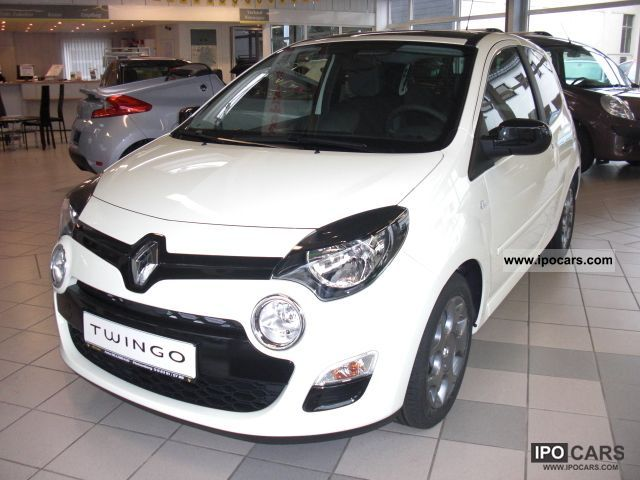 2011 renault twingo 1 2 lev 16v 75 dynamique phase2 new car photo and specs. Black Bedroom Furniture Sets. Home Design Ideas
