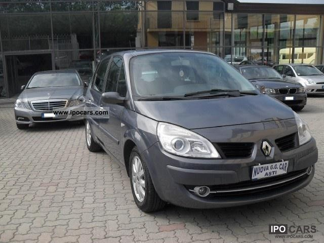 renault scenic 1 9 dci 130 dynamique 2007. Black Bedroom Furniture Sets. Home Design Ideas