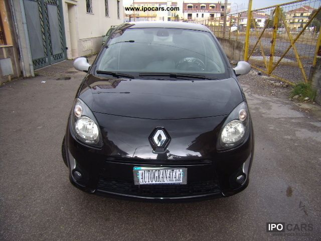 2007 renault twingo 1 2 dynamique 75cv car photo and specs. Black Bedroom Furniture Sets. Home Design Ideas