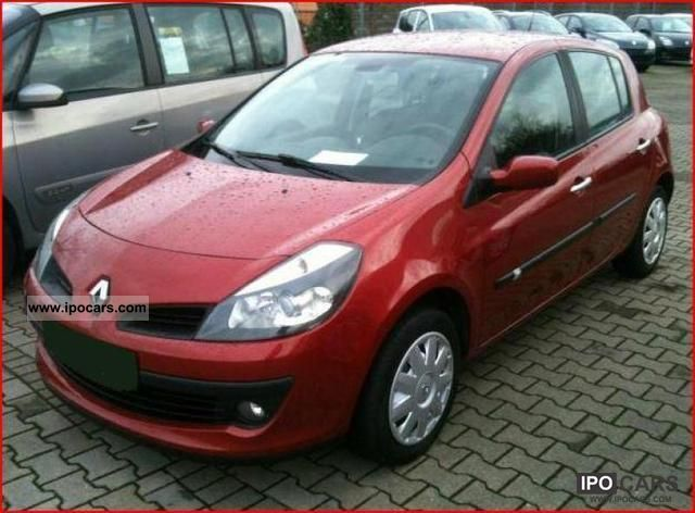 2007 renault clio iii 1 5 dci 70 dynamique 5p car photo and specs. Black Bedroom Furniture Sets. Home Design Ideas