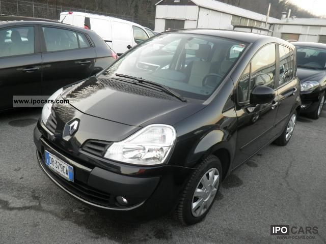 2008 renault modus 1 5 dynamique dci 105cv car photo and specs. Black Bedroom Furniture Sets. Home Design Ideas