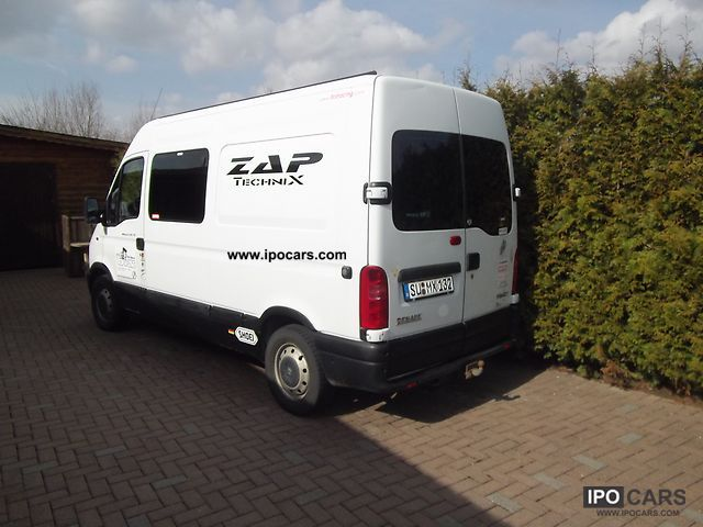 2000 renault master 2 8 dci l2h2 car photo and specs. Black Bedroom Furniture Sets. Home Design Ideas