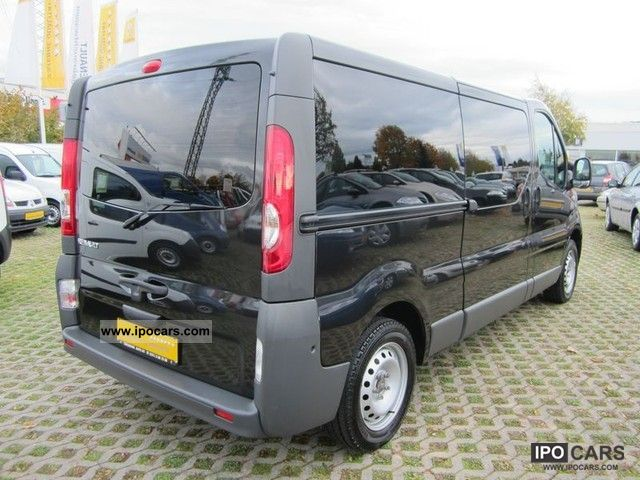 2009 renault trafic 2 0 dci 115 combi l2h1 car photo and specs. Black Bedroom Furniture Sets. Home Design Ideas