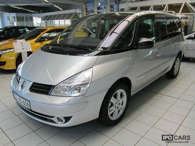 2012 renault grand espace 2 0 dci fap 25th edition car photo and specs. Black Bedroom Furniture Sets. Home Design Ideas