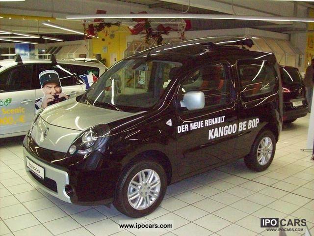 2009 Renault Kangoo 16 16v Be Bop Car Photo And Specs