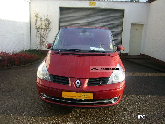 2007 Renault  Espace Privilege 2.0 Turbo Van / Minibus Used vehicle photo