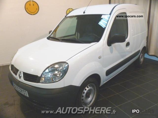 2007 Renault  Kangoo Express Confort dCi70 Estate Car Used vehicle photo
