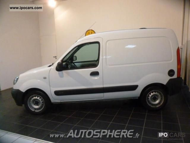 2007 renault kangoo express confort dci70 car photo and specs. Black Bedroom Furniture Sets. Home Design Ideas
