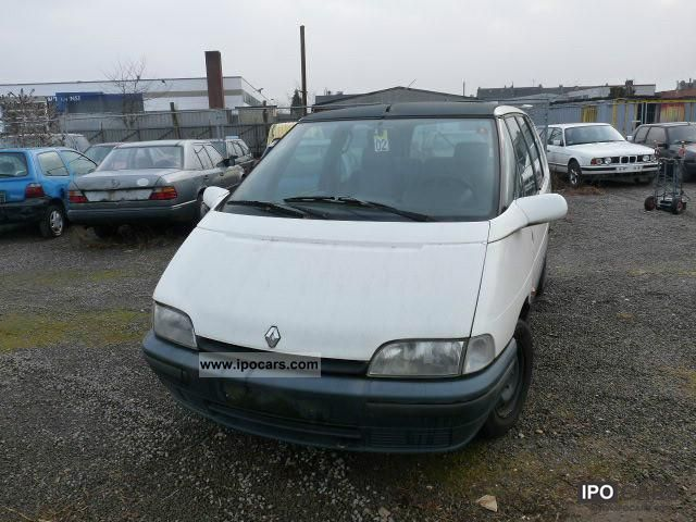 1993 Renault  * CENTRAL AIR * RN Espace! Estate Car Used vehicle photo