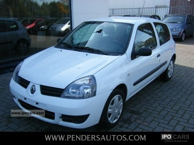 2007 renault clio campus 1 5 dci 94 tkm car photo and specs. Black Bedroom Furniture Sets. Home Design Ideas