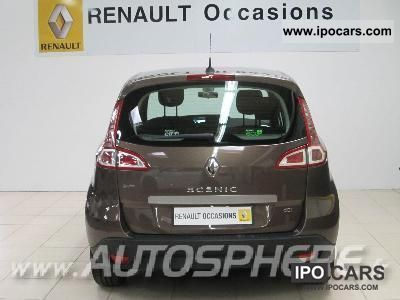 2011 renault scenic scenic iii iii dci 110 fap eco2 b car photo and specs. Black Bedroom Furniture Sets. Home Design Ideas
