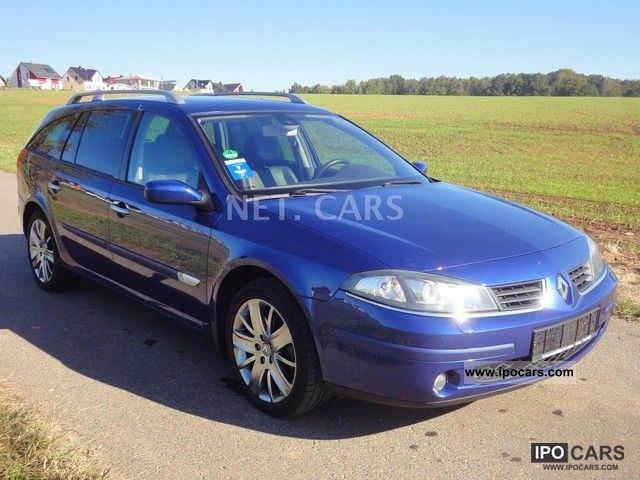 2005 renault laguna ii 2 0 16v automatic related infomation specifications weili automotive. Black Bedroom Furniture Sets. Home Design Ideas