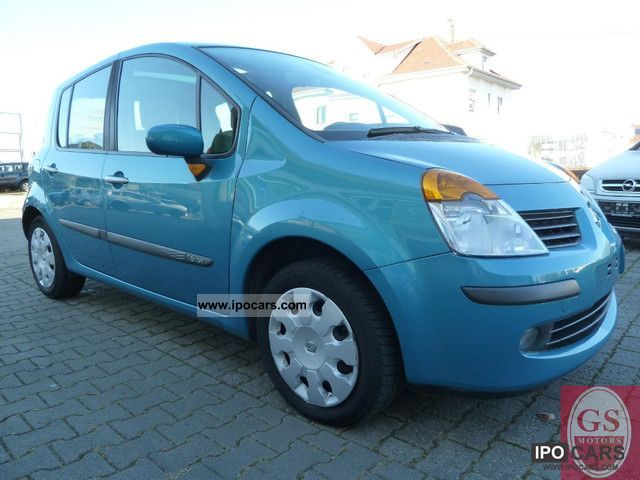 2005 Renault  1.6 16V Privilege mode LUXE * AIR * S-FILES Van / Minibus Used vehicle photo