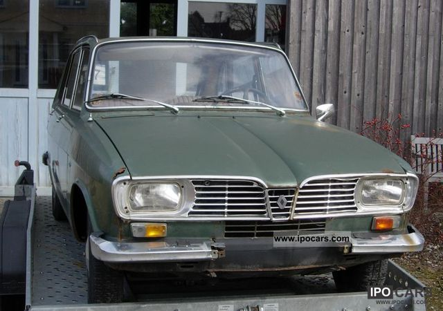 Renault  16 TSA, R1154 1973 Vintage, Classic and Old Cars photo