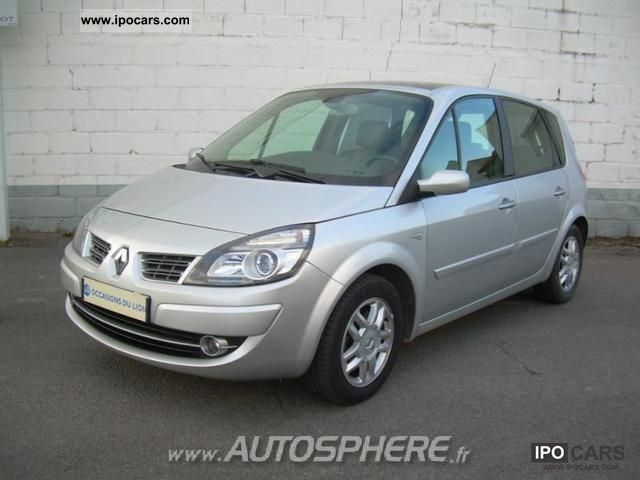 2009 Renault  Scenic 1.9 dCi130 Exception Van / Minibus Used vehicle photo