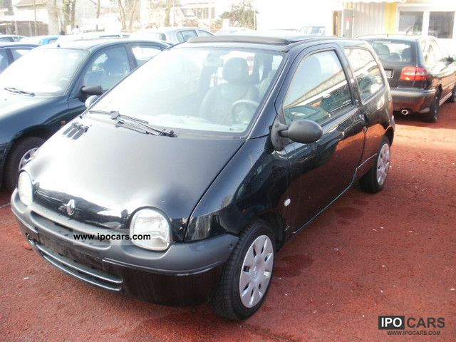 2006 renault twingo 1 2 1 hand car photo and specs. Black Bedroom Furniture Sets. Home Design Ideas