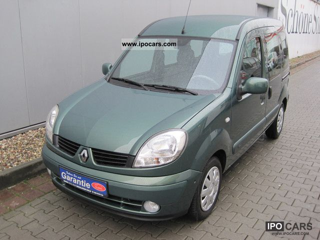 2007 Renault  Kangoo 1.6 16V AC / ABS / power windows Van / Minibus Used vehicle photo