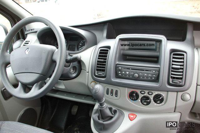 2012 Renault Trafic 2 0 Dci 115 Fap L2h1