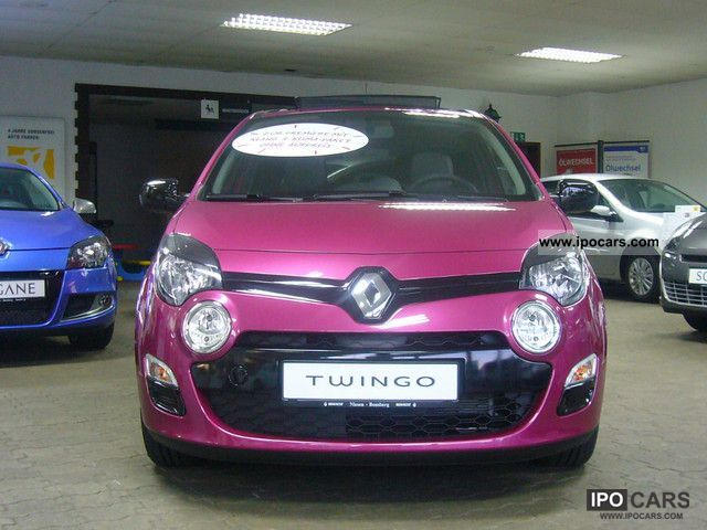 2011 renault twingo 1 2 lev 16v 75 car photo and specs. Black Bedroom Furniture Sets. Home Design Ideas