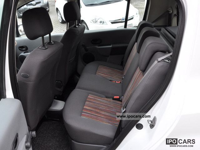 2009 renault modus 1 5 dci air car photo and specs. Black Bedroom Furniture Sets. Home Design Ideas