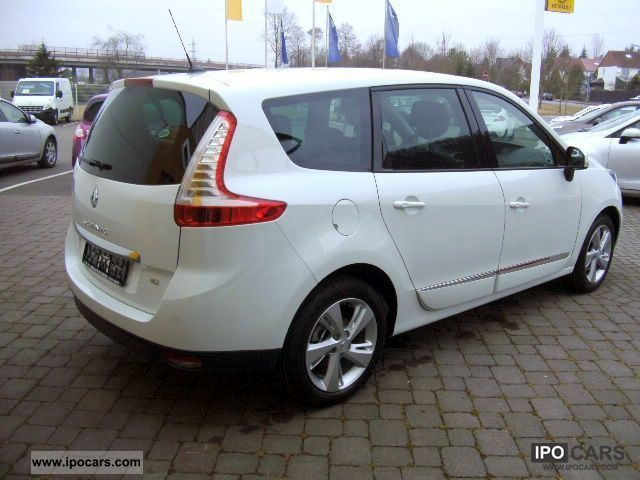 2012 renault grand scenic dynamique dci 110 start energy st car photo and specs. Black Bedroom Furniture Sets. Home Design Ideas