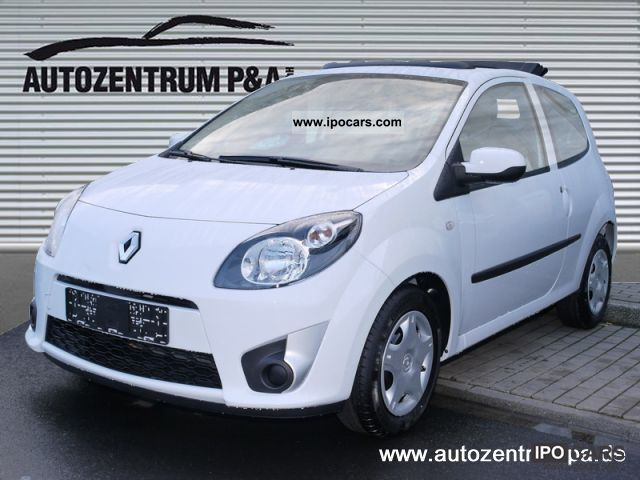 2011 renault twingo 1 2 16v authentique car photo and specs. Black Bedroom Furniture Sets. Home Design Ideas